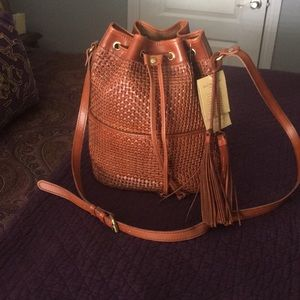 Patricia Nash bucket bag